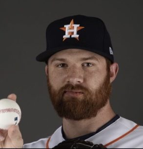Cy Sneed Houston Astros